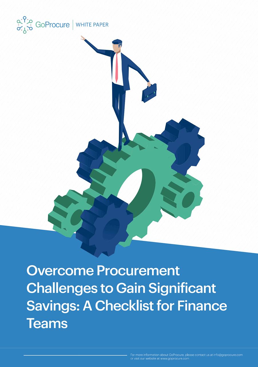 overcome procurement challenges